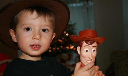 Just call me Woody!