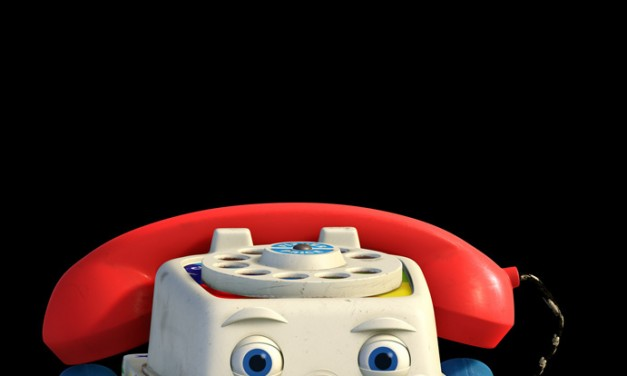 Toy Story 3:  Chatterphone & Chunk