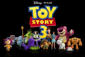 Toy Story 3:  The Cast so Far