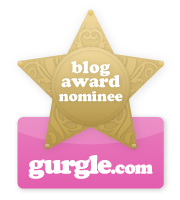 A Gurgle – award nomination!
