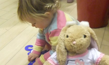 The day we went to Build-a-Bear