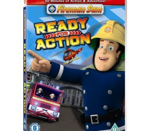 Review NEW Fireman Sam DVD