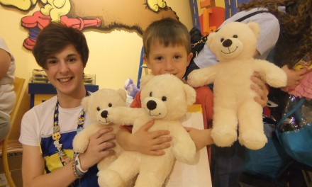 Build-a-Bear for Tommy's