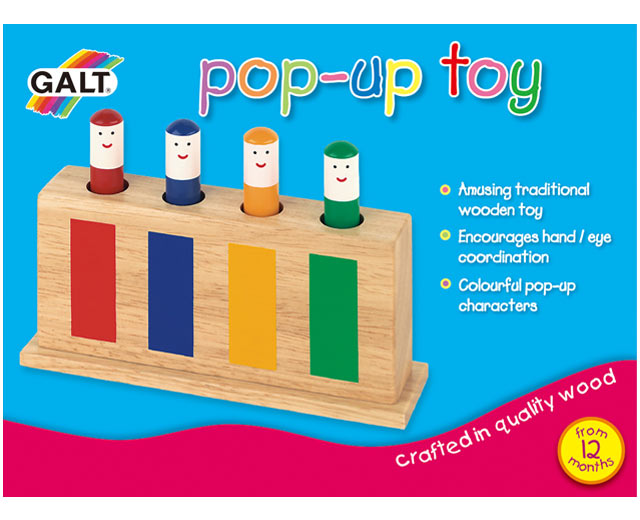 Some of our favourites:  Galt Toys