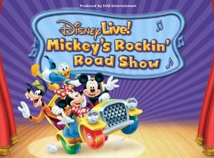 Disney Live! Mickey's Rockin' Road Show