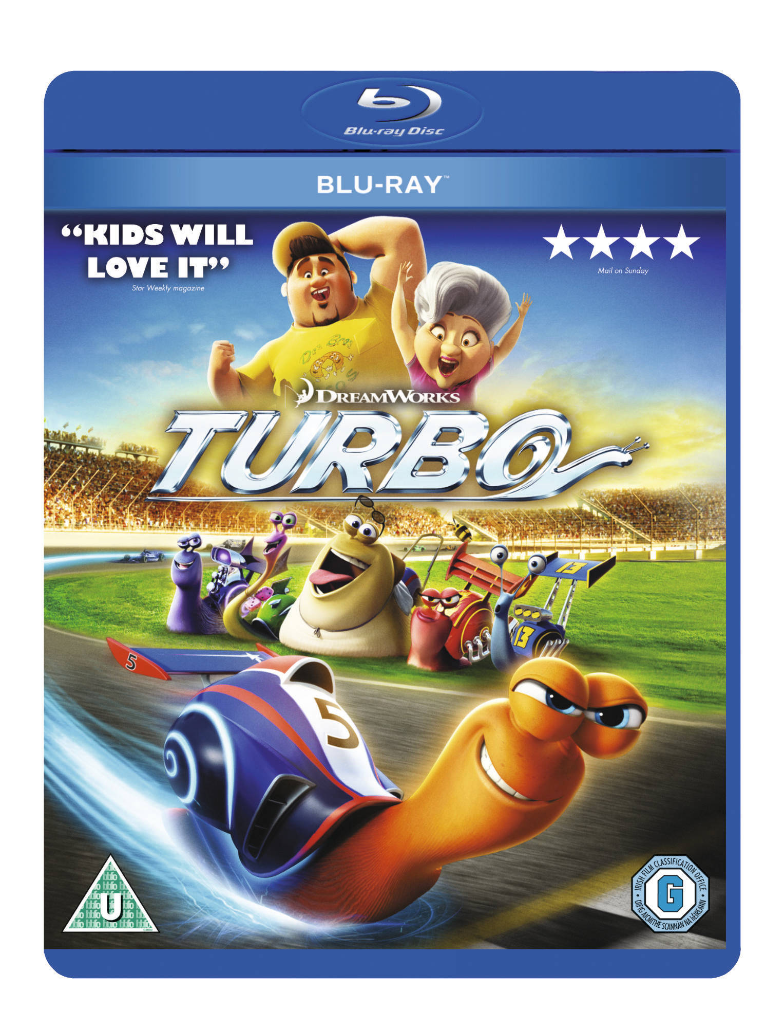 dvd movie review turbo notes to self. Black Bedroom Furniture Sets. Home Design Ideas