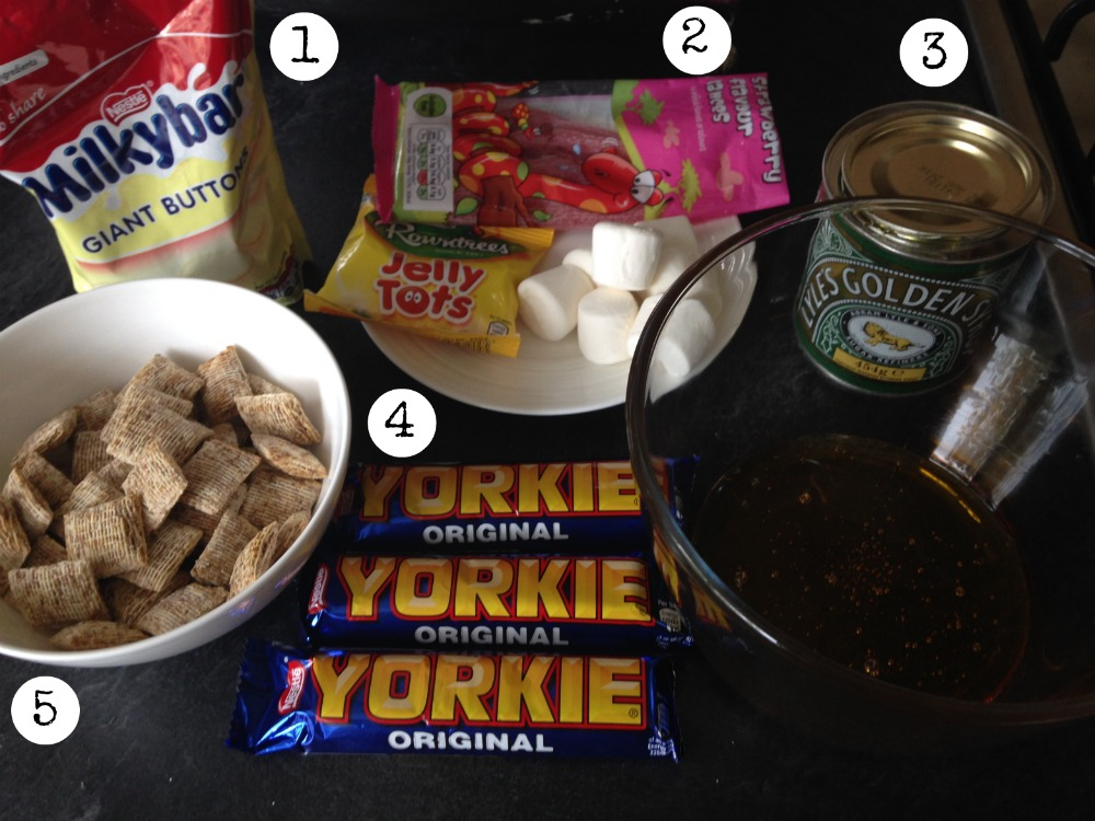 Yorkie Road Ingredients