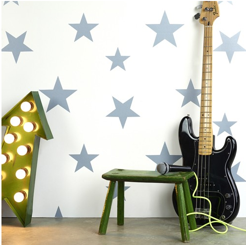 Wish Upon A Star with Hibou Home's Magical NEW Wallpaper