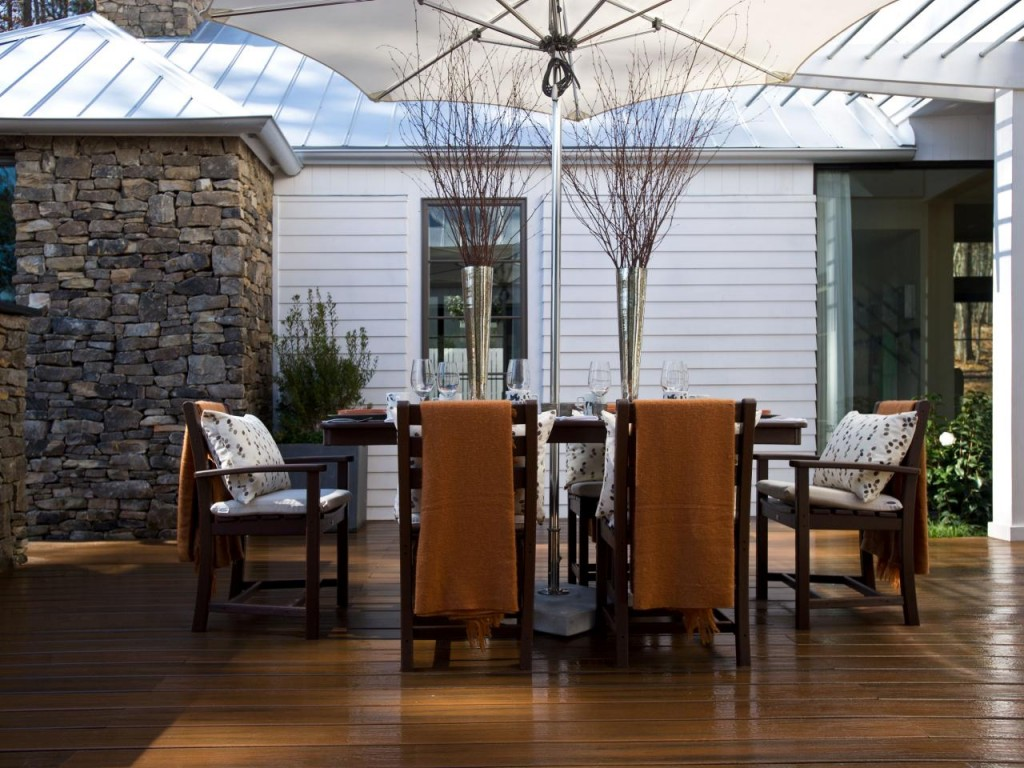 Cosy up the Patio