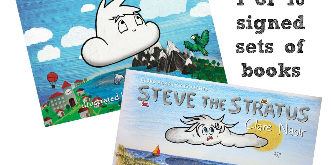 Win One of 10 Signed Children's Book Sets