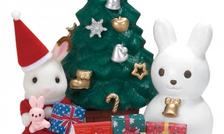 Deck the Halls with Sylvanian Families