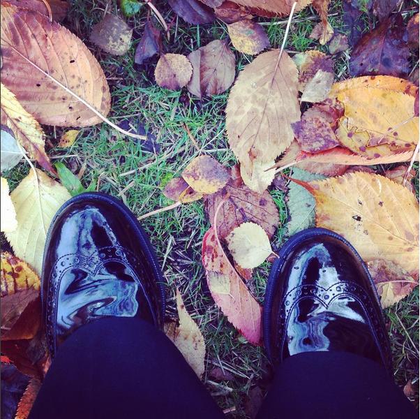 New Season New Shoes