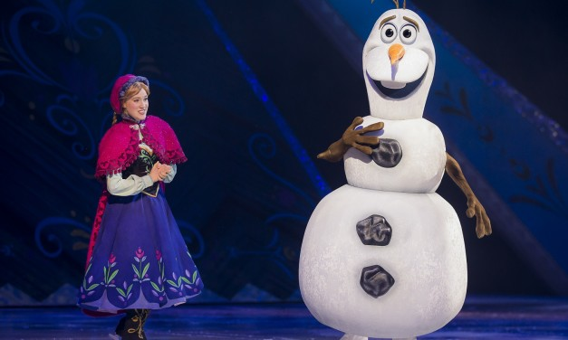 Disney On Ice Skates Into Liverpool This Week