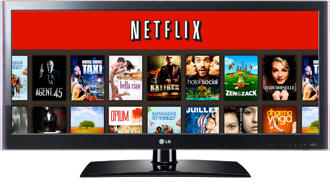 Win £25 Netflix Subscription