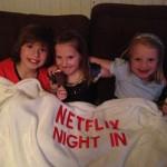 Netflix Night In #NetflixNightIn
