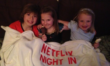 Netflix Night In #NetflixNightIn