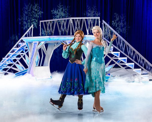 Review: Disney On Ice At The Liverpool Echo Arena