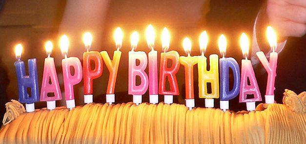 Its my birthday …