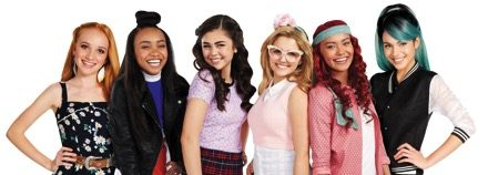 Netflix's Project Mc² Prove Smart is Cool for Tween Girls