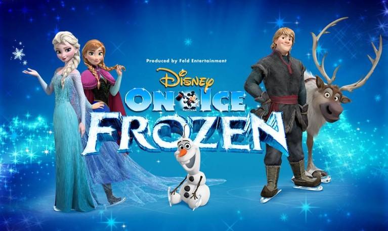 Disney On Ice Presents Frozen Ticket Giveaway