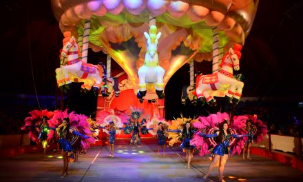 WIN Tickets To See Gandeys Circus In Knutsford