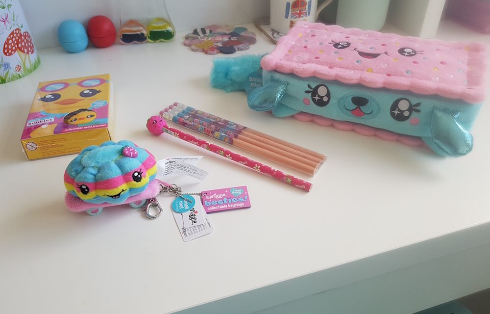Stationery Desk Candy From Smiggle