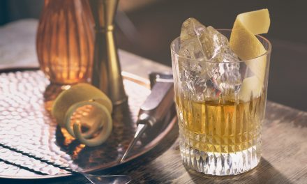Celebrate National Scotch Day With A Rusty Nail