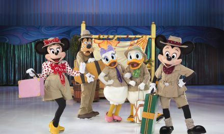 DISNEY ON ICE PRESENTS PASSPORT TO ADVENTURE COMES TO MANCHESTER