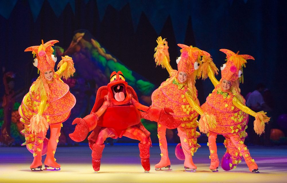 Disney Trivia Questions    Disney On Ice presents Worlds of Enchantment