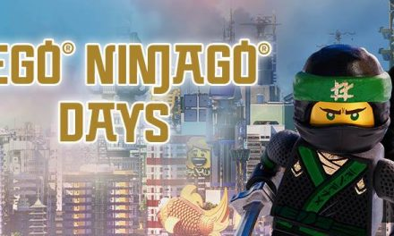 Enjoy LEGO NINJAGO Days At LEGOLAND® Discovery Centre Manchester