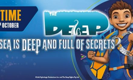 SEA LIFE Manchester Presents The Deep