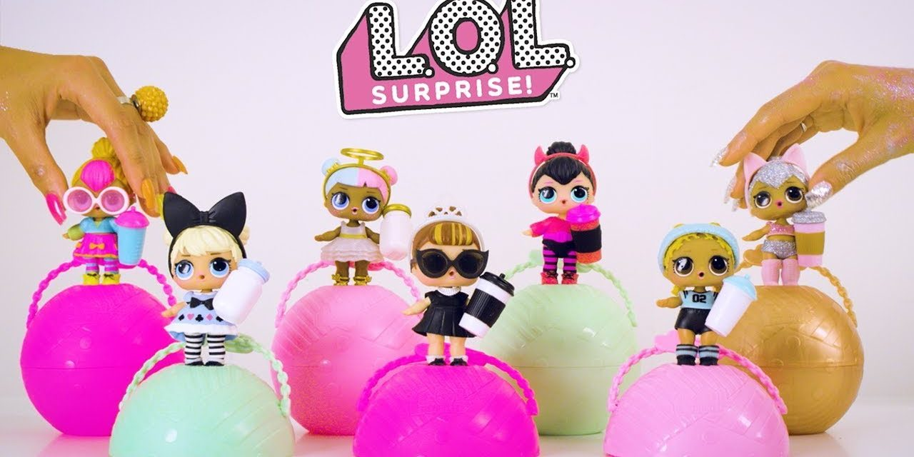 LOL Surprise Dolls Series 2 Unboxing