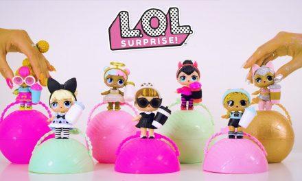 LOL Surprise Dolls Series 2 Unboxing