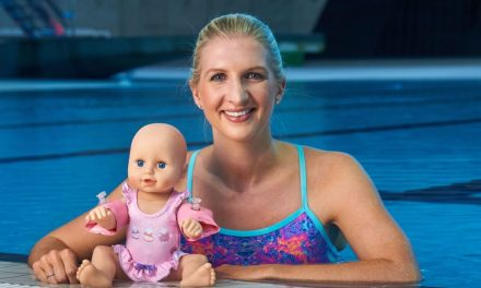 REVIEW: Baby Annabell Learns To Swim