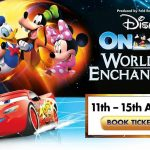 Coming Soon  |  Disney On Ice presents Worlds of Enchantment