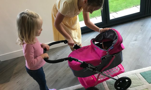 Junior Urban Pram – Dolls Pram Review