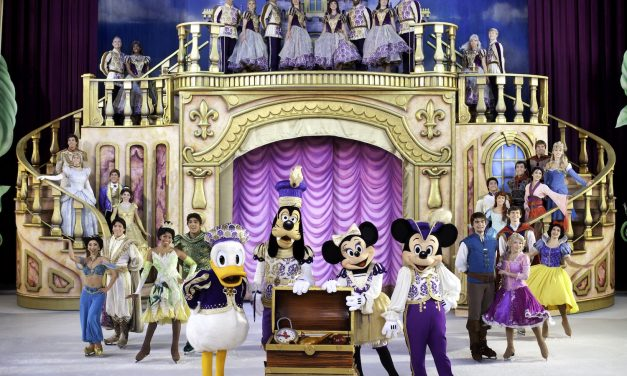 Disney On Ice Pre-sale: The Wonderful World of Disney 2019 Tour