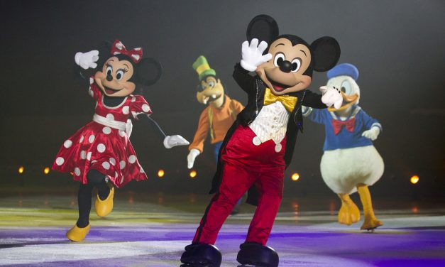 REVIEW: The Wonderful World of Disney on Ice at M&S BANK ARENA LIVERPOOL