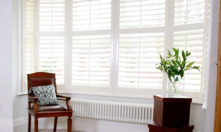 Finding the perfect style of shutter for your living room