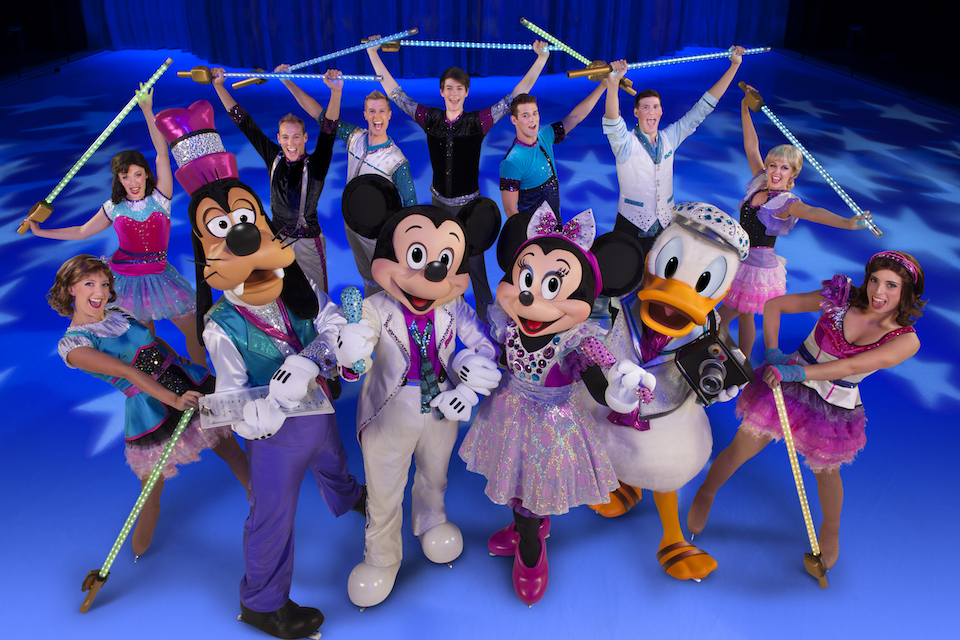 Disney On Ice presents Magical Ice Festival Shines with an Enchanting Mix of  Disney Royalty