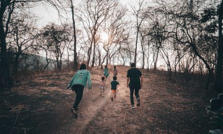 3 Ways to Keep Fit with Young Children