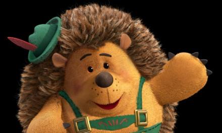 Toy Story 3: Mr Pricklepants & Dolly