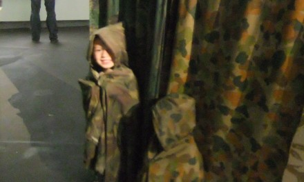 October Half Term – Imperial War Museum North, Manchester