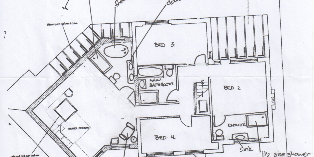 Developing house designs