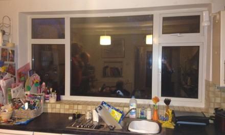 New Kitchen Window Blinds
