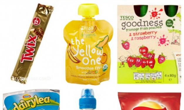 Lunchbox Inspiration That Cost Less Than School Dinners