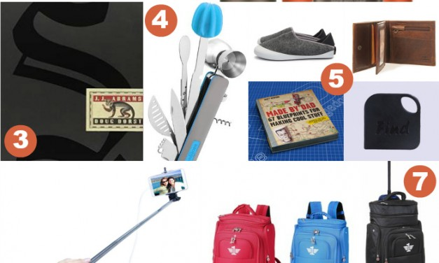 Best gifts for him: Christmas 2014