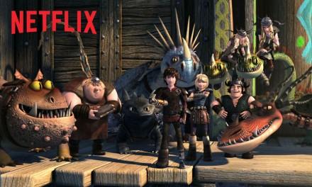 June Netflix #StreamTeam #Dragons #OITNB
