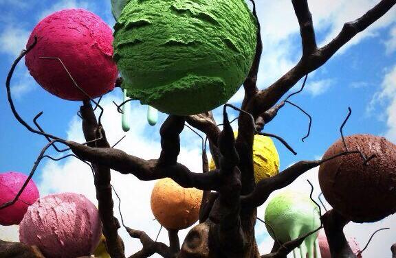 The Ice Cream Farm, Cheshire – A Magical New World!