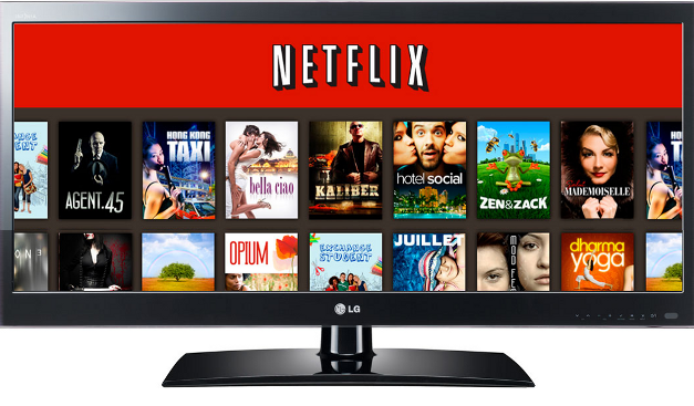 Win £25 Netflix Subscription